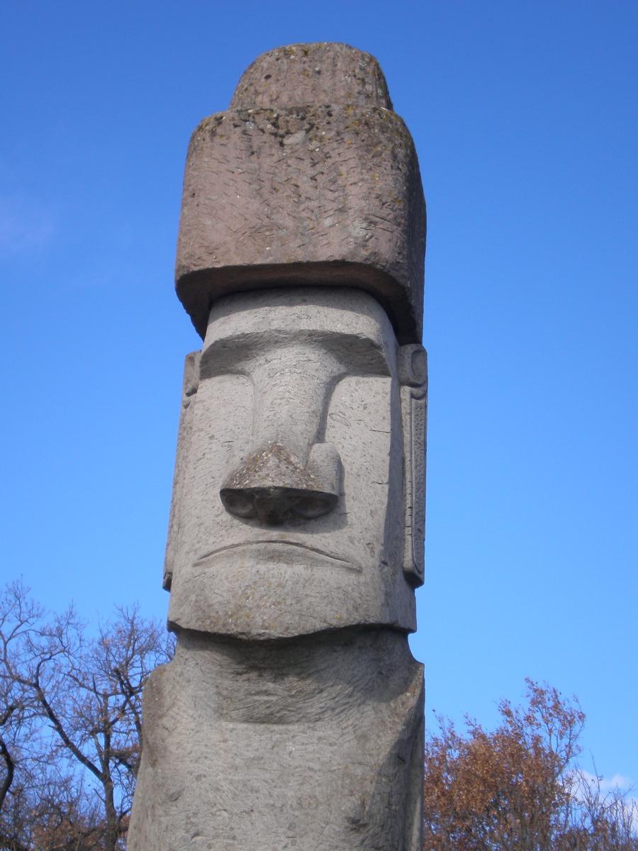 Moai di Vitorchiano (Vt)