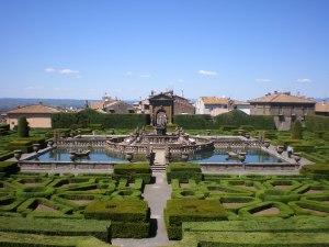 guida turistica Villa Lante