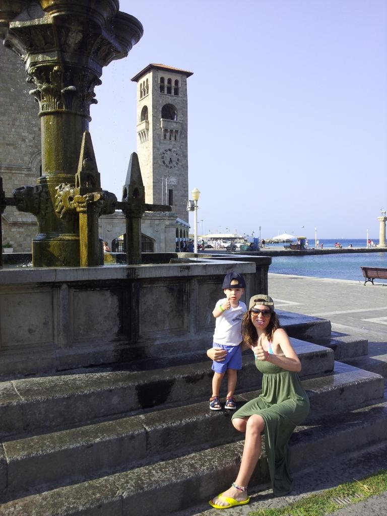 Fontana Grande Rodi