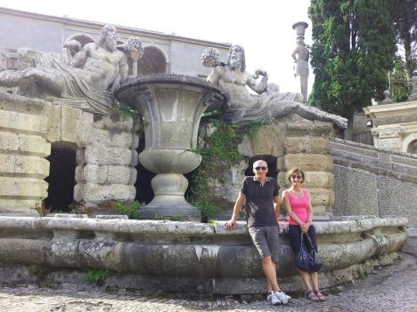 Parco Palazzo Farnese