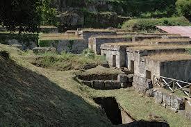 necropoli del crocefisso di orvieto