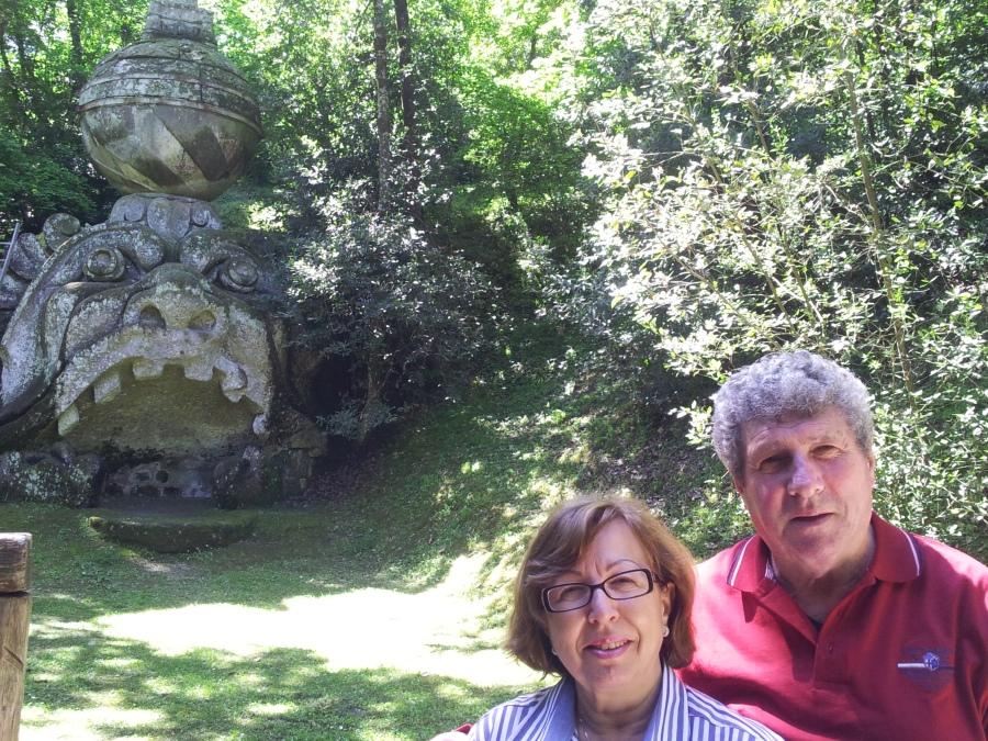 visita parco dei mostri