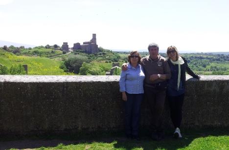 guida turistica tuscania